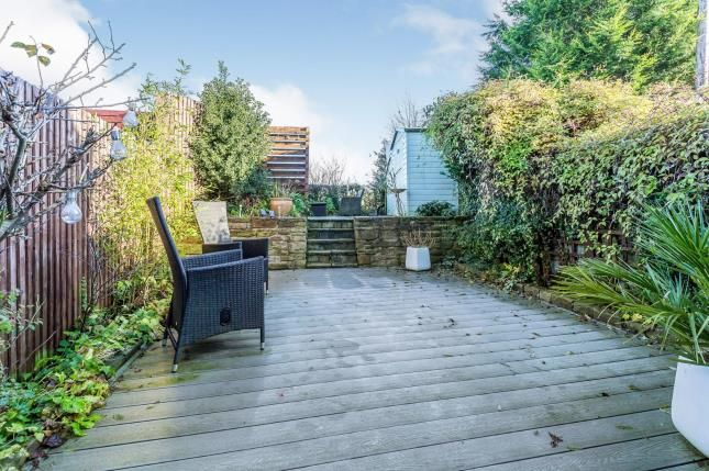 Rear Garden of Cowling Road, Chorley, Lancashire PR6
