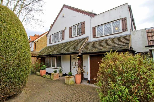 Thumbnail Detached house for sale in Bath Road, Longford Village, Middlesex