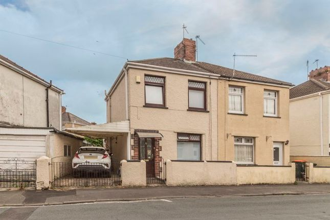 2 bed semi-detached house for sale in Lloyd Street, Newport NP19