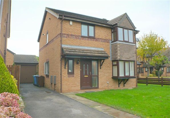 Thumbnail Property for sale in Bittern Close, Blackpool