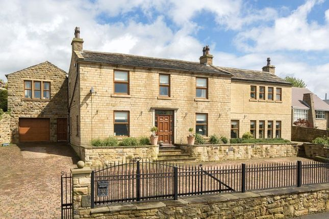 Thumbnail Detached house for sale in Fall Lane, Hartshead, Liversedge