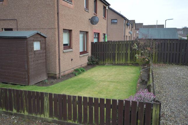 Thumbnail Terraced house to rent in Belltree Gardens, Broughty Ferry, Dundee