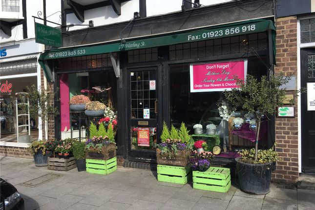 Thumbnail Retail premises for sale in Watling Street, Radlett, Hertfordshire