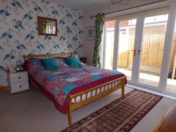 Master Bedroom of Wolsey Way, Syston, Leicester, Leicestershire LE7