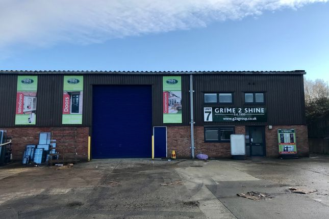Thumbnail Industrial to let in Unit 7 Hawksworth Trading Estate, Wyndham Road, Swindon