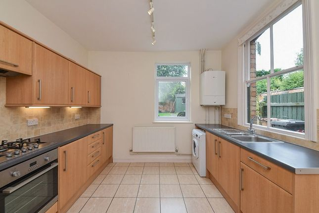 Thumbnail 3 bed terraced house to rent in Arthur Street, Derby