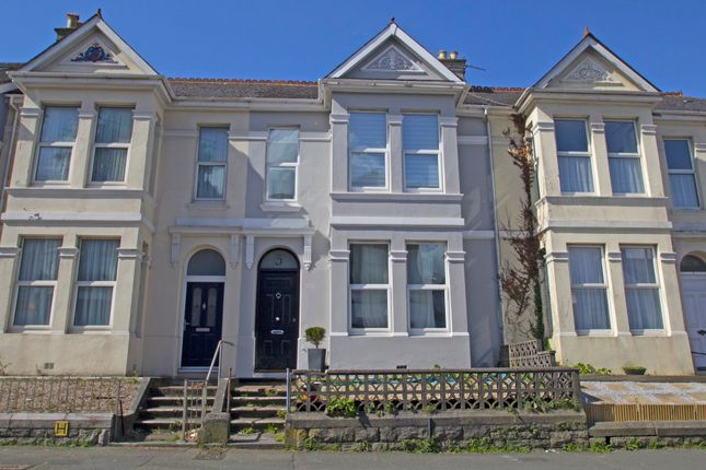 4 bed terraced house for sale in Peverell Park Road, Peverell, Plymouth PL3