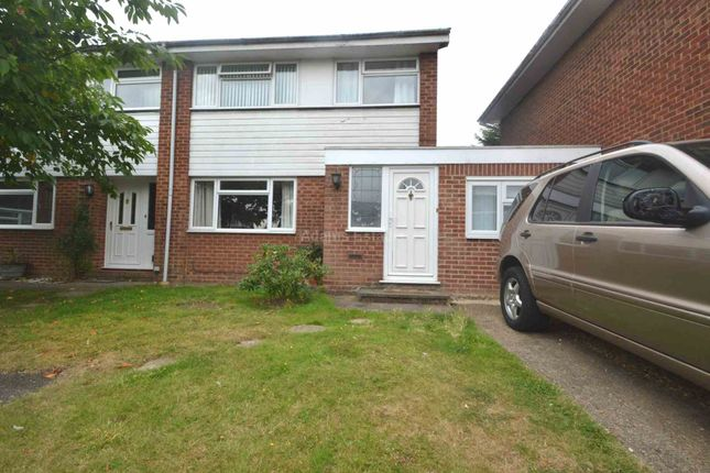 Thumbnail Semi-detached house to rent in Springdale, Lower Early, Reading
