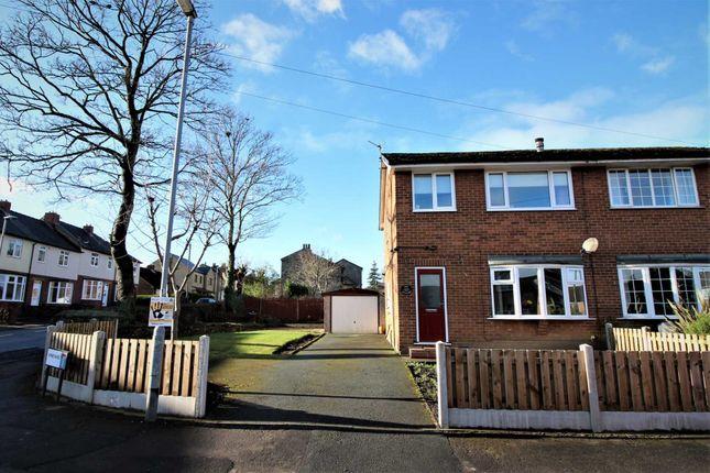 Thumbnail Semi-detached house for sale in Vineyard Leymoor Road, Golcar, Huddersfield