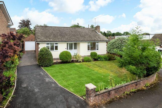 2 bed detached bungalow for sale in Selbourne Close, Petersfield, Hants GU32