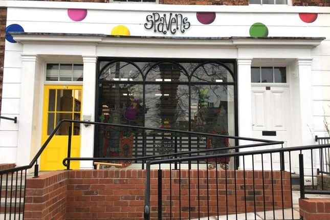 Thumbnail Retail premises for sale in Knowsley Court, Knowsley Road, Hoole, Chester