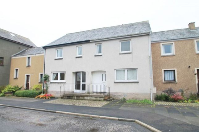 Thumbnail Terraced bungalow for sale in 75, Back Row, Selkirk TD74Aq