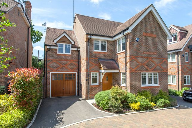 Thumbnail Detached house for sale in Peacock Close, Beaconsfield, Buckinghamshire