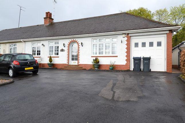 Thumbnail Semi-detached bungalow for sale in Fox Hill Close, Bournville Village Trust, Birmingham