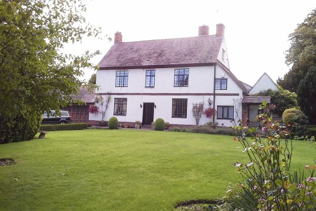 Thumbnail Farmhouse for sale in Quarry Lane, Atherstone