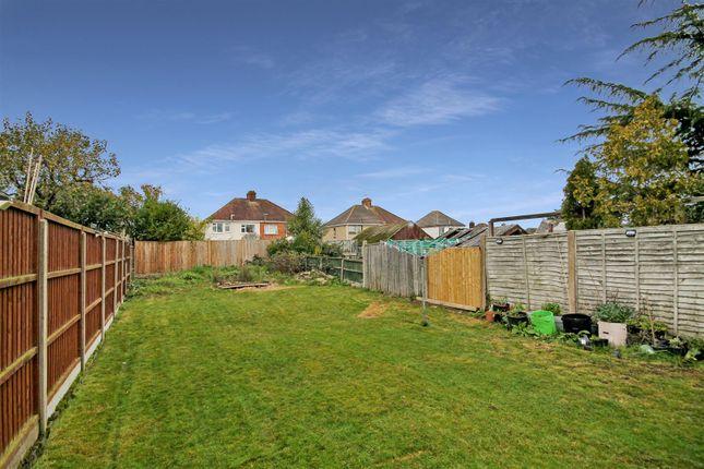 Garden of Kinson Grove, Bournemouth BH10
