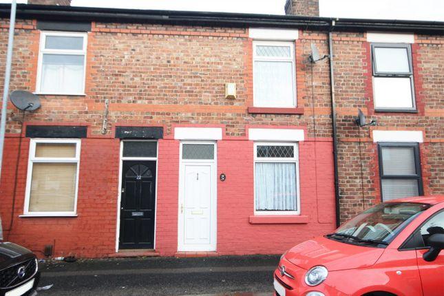 Thumbnail Terraced house to rent in Cumberland Street, Latchford, Warrington