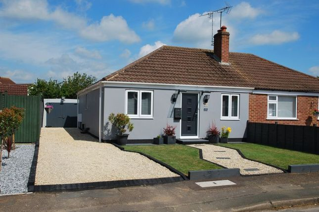 Thumbnail Semi-detached bungalow for sale in Sherwood Green, Longford, Gloucester