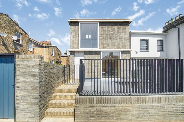 Thumbnail Semi-detached house for sale in Ritson Road, London