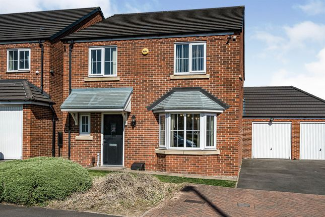 Thumbnail Detached house for sale in King Edmund Street, Dudley