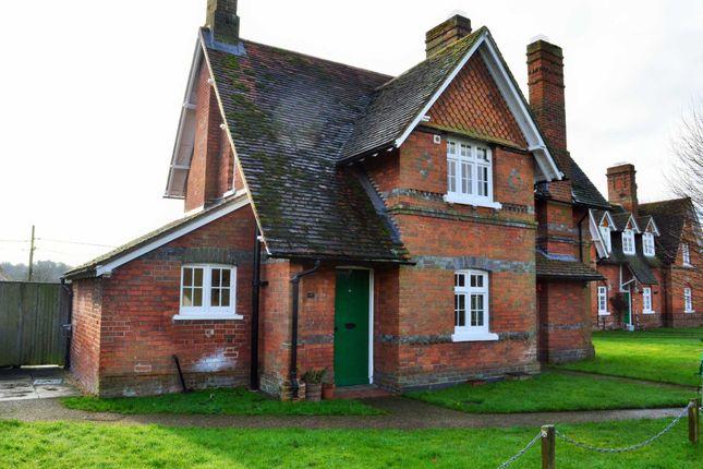 Thumbnail Semi-detached house to rent in Marsh Benham, Newbury