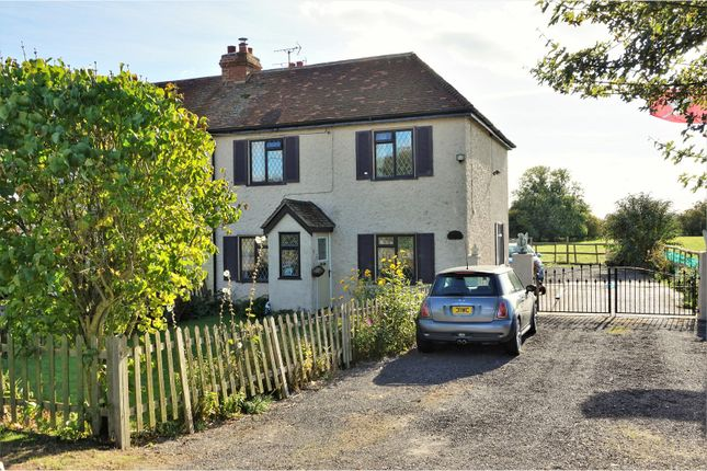 Thumbnail Semi-detached house for sale in Old Ashford Road, Maidstone
