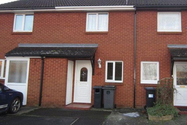 Thumbnail Terraced house to rent in Tincleton Gardens, Bournemouth