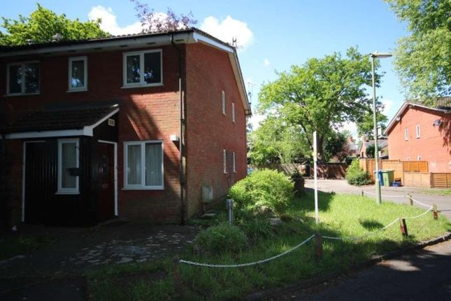 Thumbnail Terraced house to rent in Dart Road, Farnborough