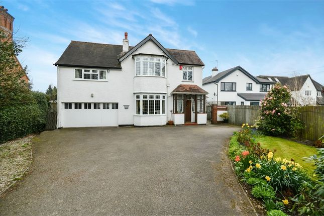 Thumbnail Detached house for sale in Alder Lane, Balsall Common, West Midlands