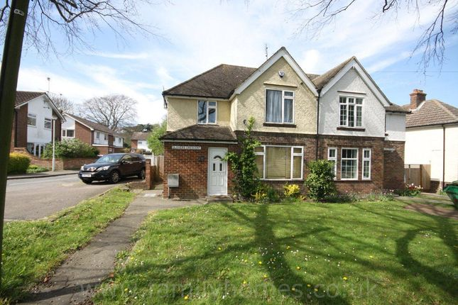 Thumbnail Semi-detached house to rent in Glovers Crescent, Bell Road, Sittingbourne
