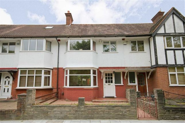 Thumbnail Terraced house for sale in Manor Gardens, London