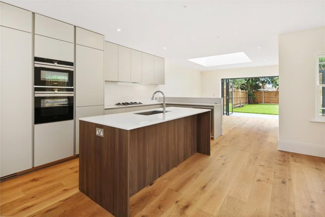 Thumbnail Semi-detached house for sale in Baker Street, Weybridge, Surrey