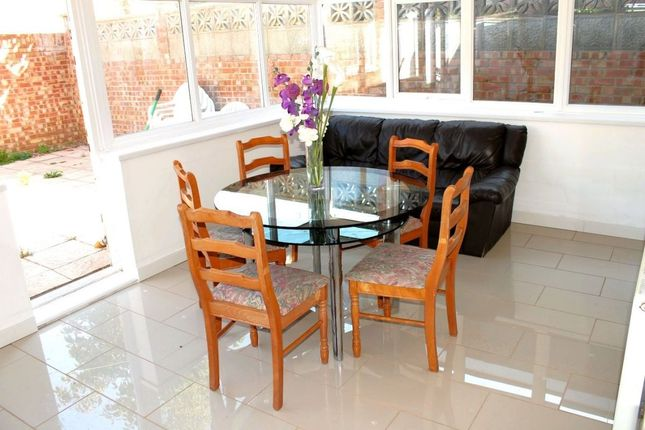 Thumbnail Terraced house to rent in Talbot Road, Southsea
