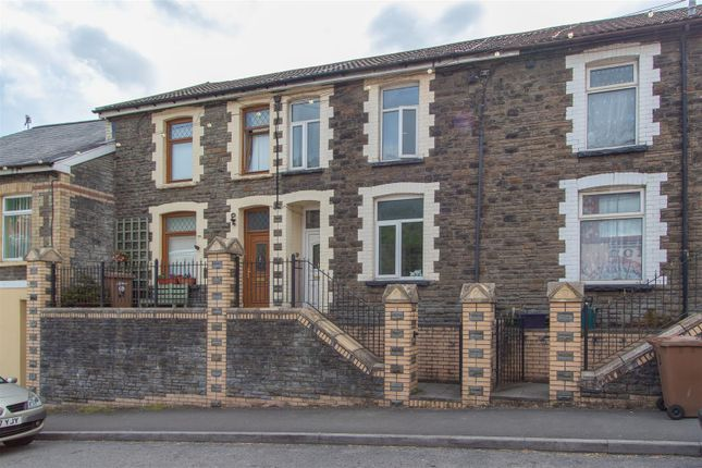 Thumbnail Terraced house to rent in De Winton Terrace, Llanbradach, Caerphilly
