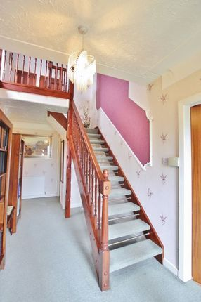 Hallway of Banks Road, Lower Heswall, Wirral CH60
