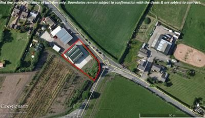 Thumbnail Light industrial for sale in 192 Briars Lane, Lathom, Ormskirk, Lancashire