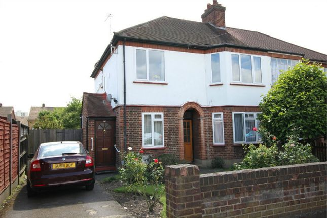 Thumbnail Flat for sale in Green Street, Enfield, Middlesex