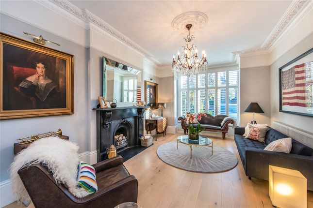 Thumbnail Detached house to rent in Woodville Road, Ealing Broadway, London