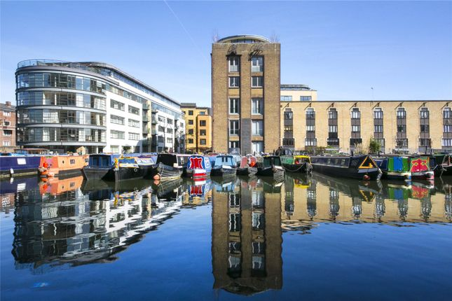 Thumbnail Flat for sale in New Wharf Road, King's Cross