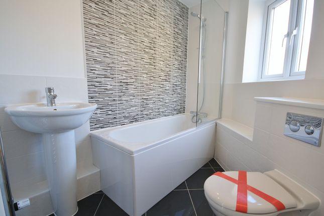 Bathroom of Falcon Crescent, Queens Hills, Norwich NR8