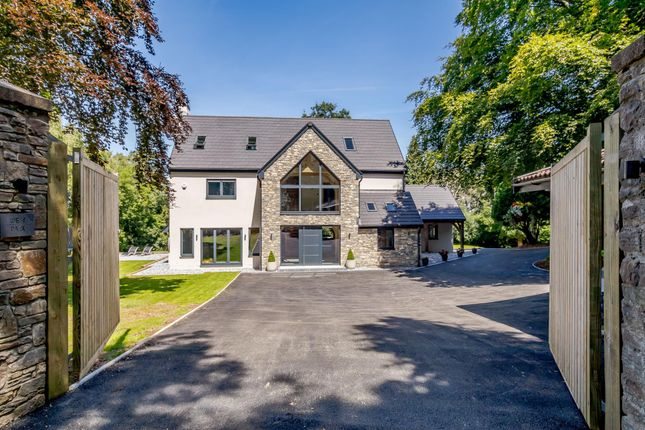 Detached house for sale in Cadbury Camp Lane, Clapton In Gordano, Bristol, Somerset