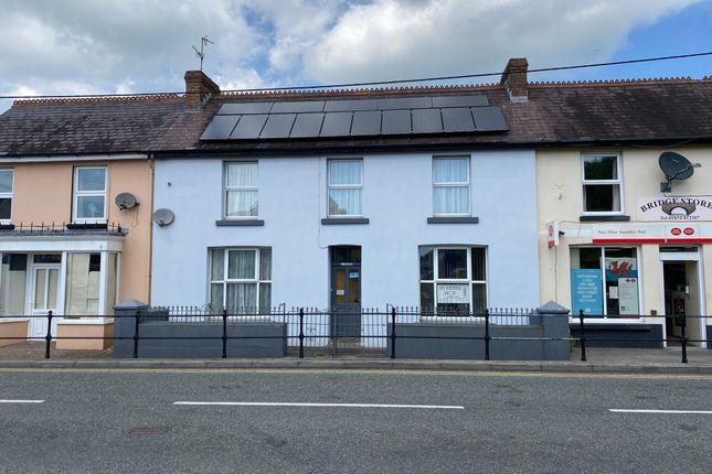 Thumbnail Terraced house for sale in Carmarthen Road, Kilgetty