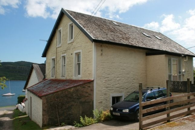 Thumbnail Detached house for sale in Chuckie Villa, Chukie Brae, Tighnabruaich
