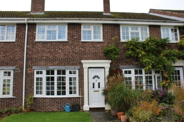 3 bed terraced house to rent in Eaton Mews, Handbridge, Chester CH4