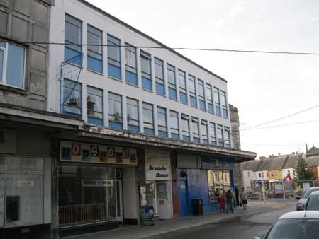 Office to let in Charlotte Street, Stranraer, Wigtownshire
