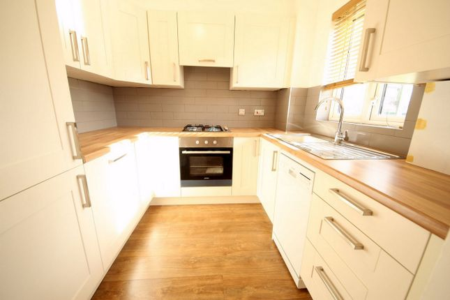 Thumbnail Flat to rent in Cunard Crescent, London