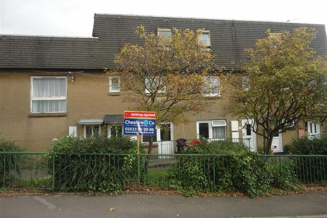 Thumbnail Maisonette to rent in St Dials Court, Old Cwmbran, Torfaen