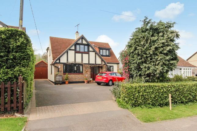 Thumbnail Detached house for sale in Castledon Road, Wickford