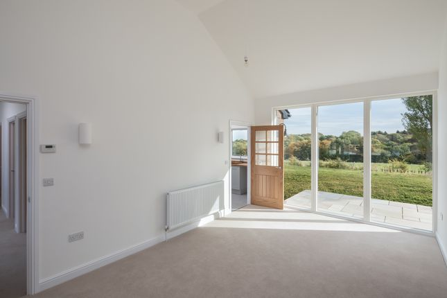 Thumbnail Semi-detached bungalow for sale in Plaxdale Green Road, Standsted