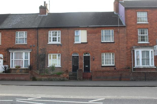 Terraced house to rent in Tavistock Street, Bedford